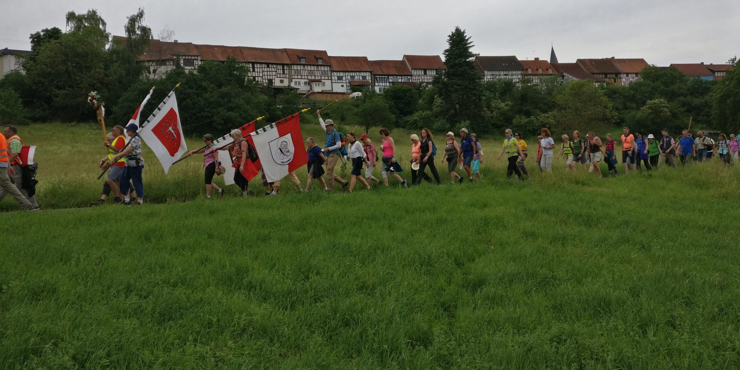 Kölner Fußwallfahrt nach Walldürn